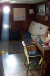 The Captain's Quarters on the LST-325 (click to enlarge)